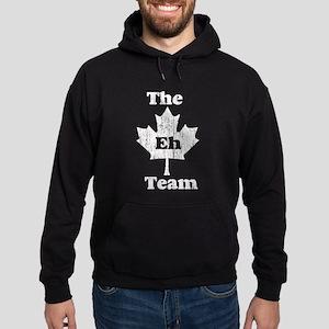 Vintage Team Eh Hoodie (dark)