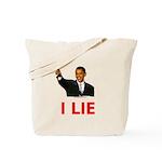 I Lie Tote Bag