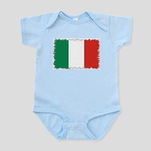 Fuzz Flag Infant Creeper