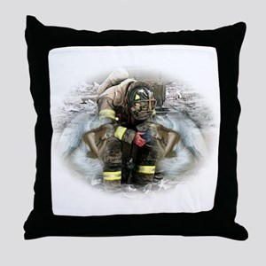 Devine Intervention Throw Pillow