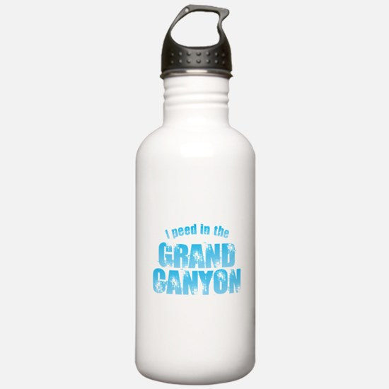 I Peed in the Grand Ca Water Bottle