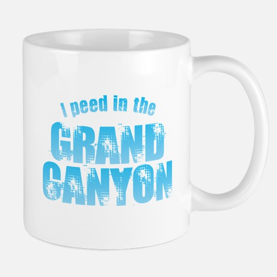 I Peed in the Grand Canyon Mugs
