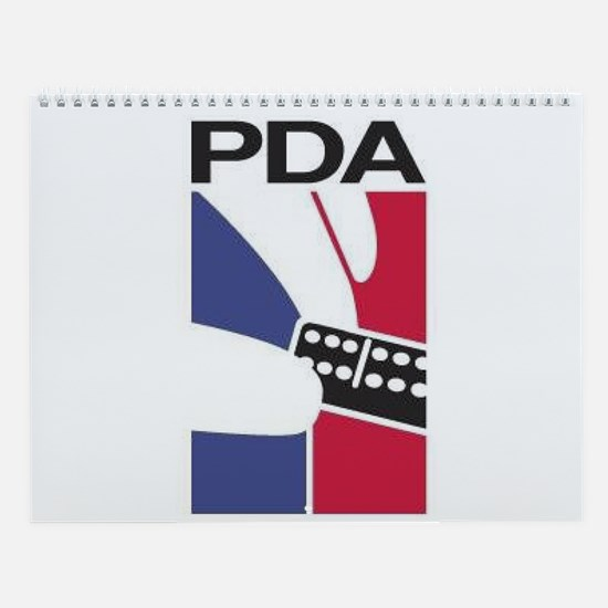 PDA Wall Calendar