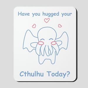 Cthulhu Hug Mousepad