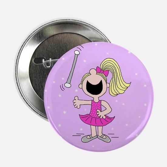 Baton Twirler Button