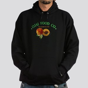 Ojai Foods Hoodie (dark)