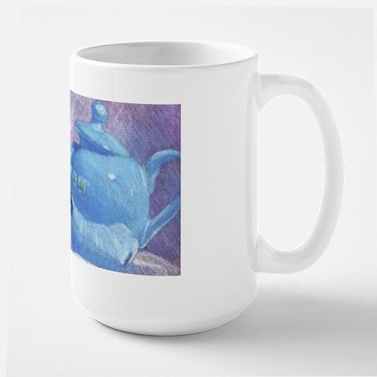 Teapot Conversations #1 Large Mug