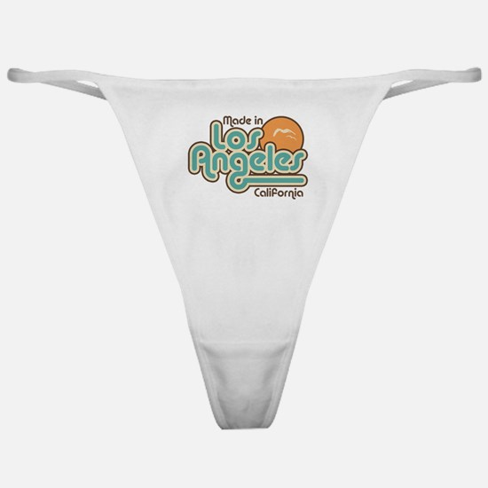 Made In Los Angeles Classic Thong