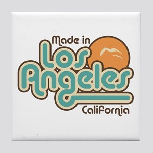 Made In Los Angeles Tile Coaster