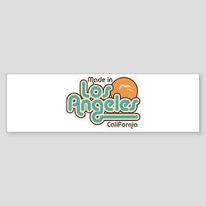 Made In Los Angeles Bumper Sticker