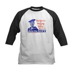 Join The Navy Kids Baseball Jersey