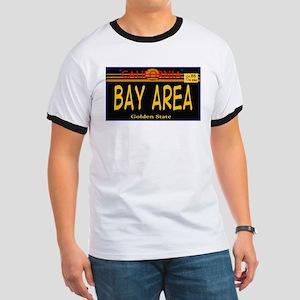 BAY AREA -- LINCENSE PLATE Ringer T