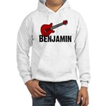 Guitar - Benjamin Hooded Sweatshirt