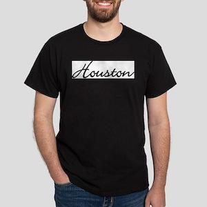 Houston, Texas Black T-Shirt
