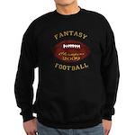 Fantasy Football Champion 2009 Sweatshirt (dark)
