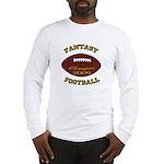Fantasy Football Champion 2009 Long Sleeve T-Shirt