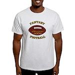 Fantasy Football Champion 2009 Light T-Shirt