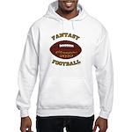 2010 Fantasy Football Champion Hooded Sweatshirt