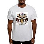 American College of Heraldry Ash Grey T-Shirt