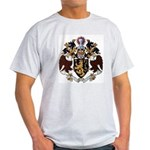 American College of Heraldry Ash Grey T-Shirt