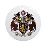 American College of Heraldry Ornament (Round)