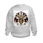 American College of Heraldry Kids Sweatshirt