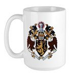 American College of Heraldry Large Mug