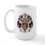 American College of Heraldry Large Mug