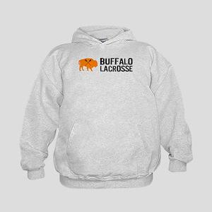 Buffalo Lacrosse Kids Hoodie