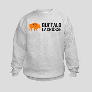 Buffalo Lacrosse Kids Sweatshirt