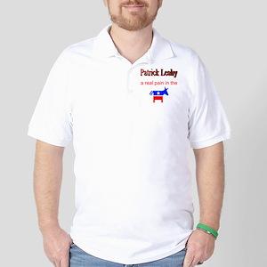 Patrick Leahy - a real pain Golf Shirt