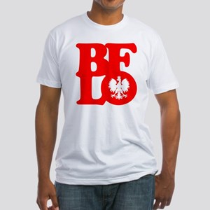 BFLO Polish Fitted T-Shirt