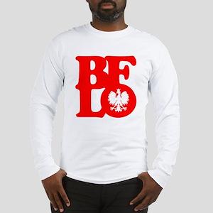 BFLO Polish Long Sleeve T-Shirt