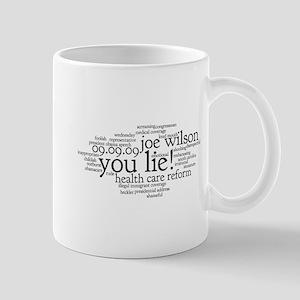 you lie Mug