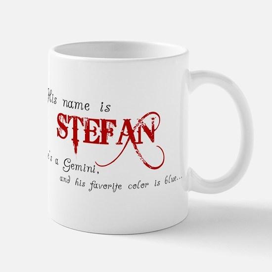 Stefan Gemini Mugs