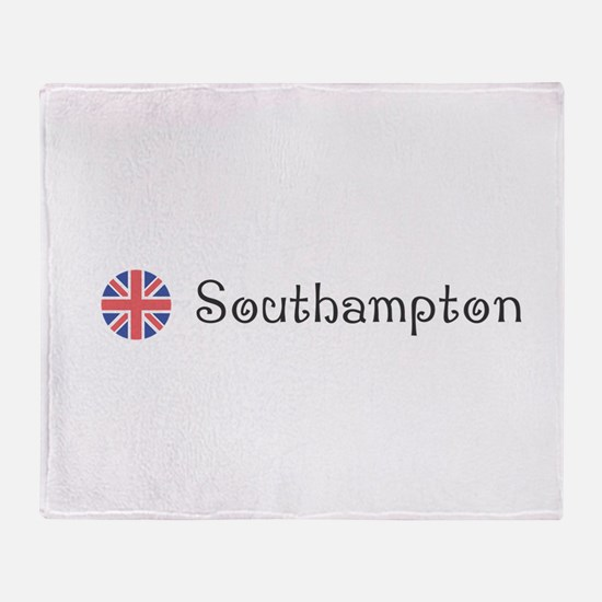 Southampton Throw Blanket