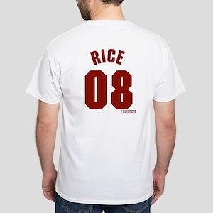Condoleezza Rice White T-Shirt