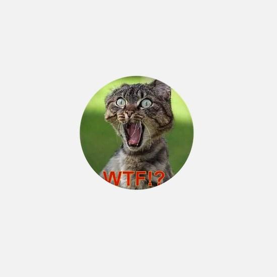 Funny Funny cats Mini Button