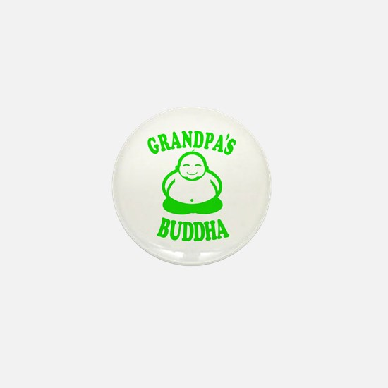 Cute Baby buddha Mini Button