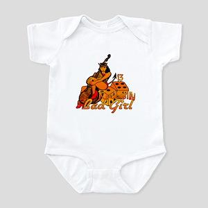 Rockabilly Bad Girl Infant Bodysuit