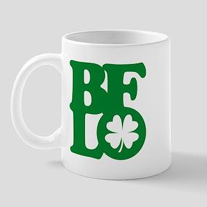 BFLO Irish Mug