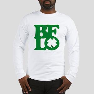 BFLO Irish Long Sleeve T-Shirt
