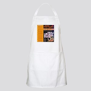 Hell Hospital Burn in Hell BBQ Apron