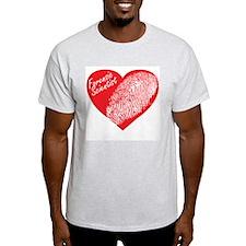 Latent Heart Light T-Shirt