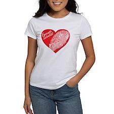 Latent Heart Women's T-Shirt