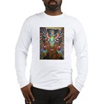 Hawk Goddess Long Sleeve T-Shirt