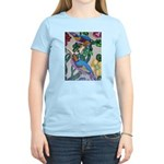Exotic Birds Women's Light T-Shirt