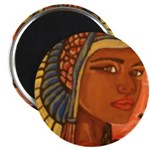 "Egyptian Goddess 2.25"" Magnet (10 pack)"