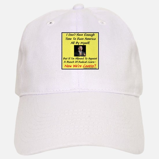 """Radical Czars"" Baseball Baseball Cap"