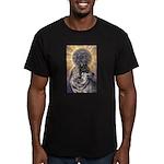 Dark Sun Men's Fitted T-Shirt (dark)